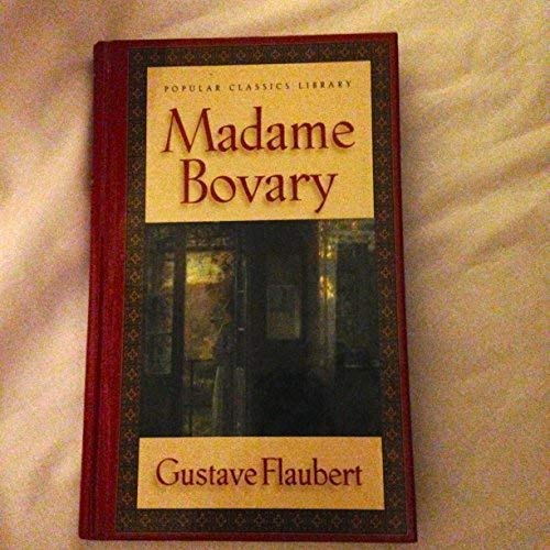 9781590270134: Madame Bovary
