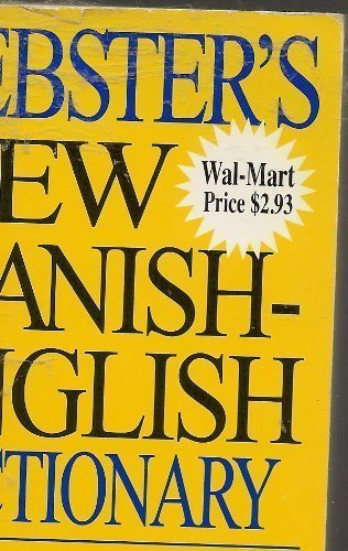 9781590270622: Webster's New Spanish-english Dictionary