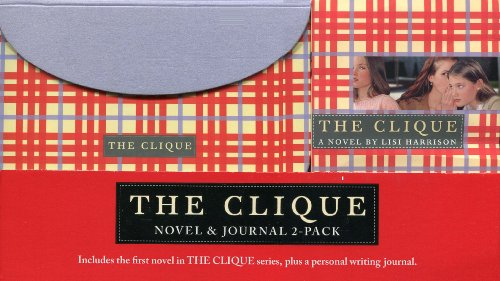 9781590271063: The Clique Novel & Journal 2-pack