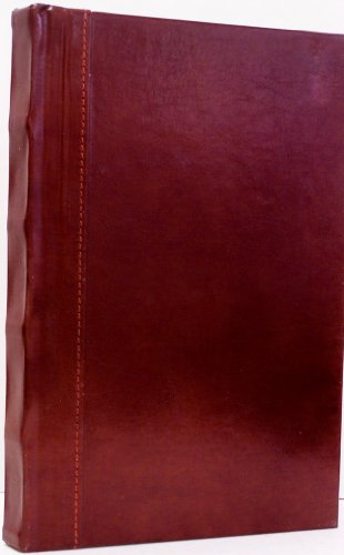 9781590271162: Raised Spine Leather Writing Journal
