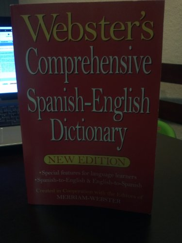 9781590271988: Webster's Comprehensive Spanish-English Dictionary