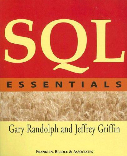 9781590280294: Sql Essentials