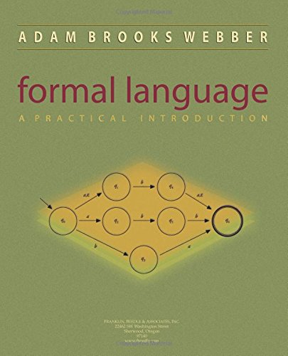 9781590281970: Formal Language: A Practical Introduction