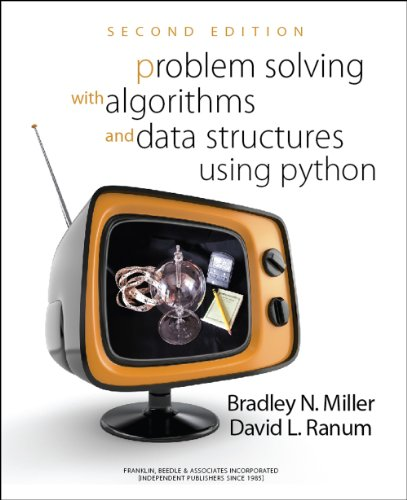 9781590282571: Problem Solving with Algorithms and Data Structures Using Python SECOND EDITION