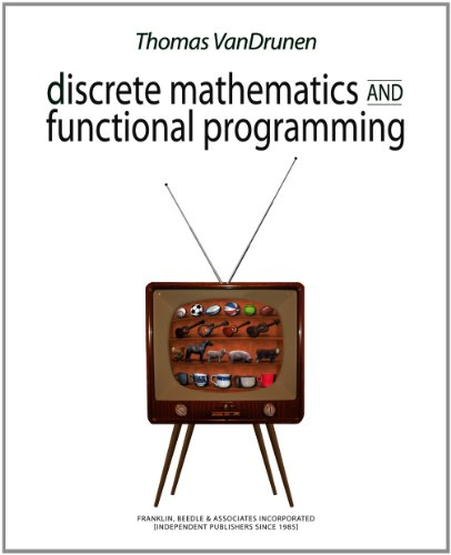 9781590282601: Discrete Mathematics and Functional Programming