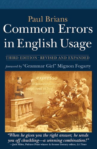 9781590282632: Common Errors in English Usage: Third Edition