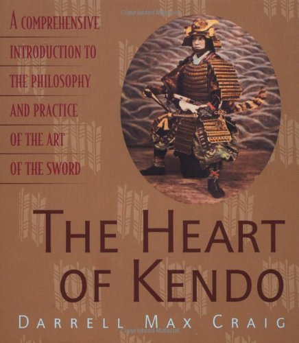 9781590300145: The Heart of Kendo: A Comprehensive Introduction to the Philosophy and Practice of the Art of the Sword
