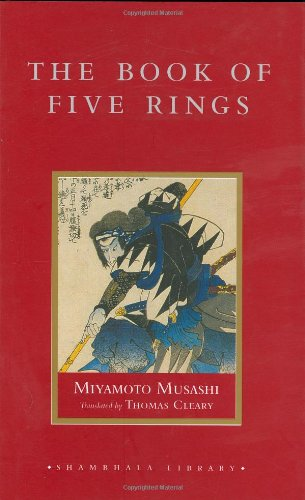 9781590300404: The Book of Five Rings (Shambhala Library)