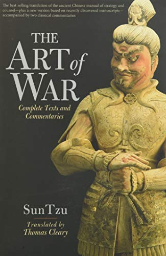 9781590300541: The Art of War: Complete Text and Commentaries