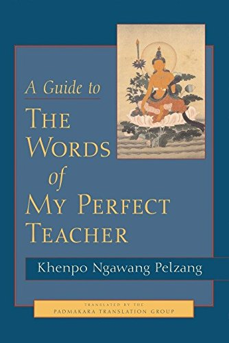 A Guide to the Words of My Perfect Teacher: Khenpo Ngawang Pelzang