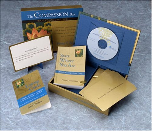 the Compassion Box - Book, CD, and Card Deck - powerful practices from the Buddhist tradiion for ...