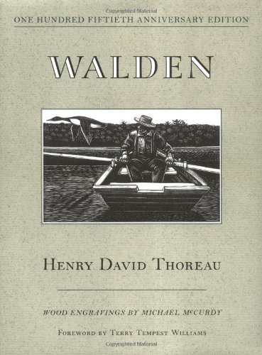 9781590300886: Walden: Or, Life in the Woods (Pocket Classics)