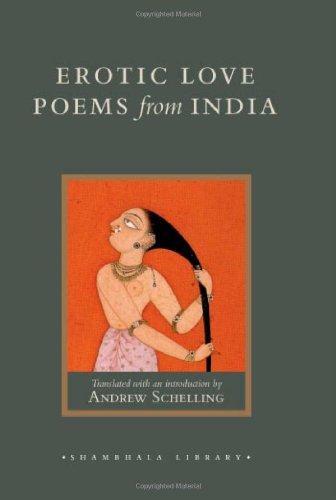 9781590300978: Erotic Love Poems from India: Selections from the Amarushataka (Shambhala Library)