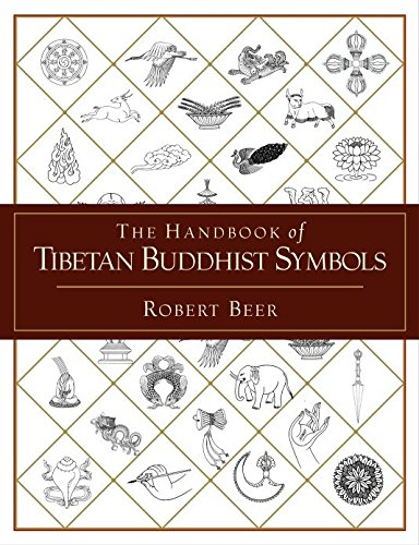 9781590301005: The Handbook of Tibetan Buddhist Symbols