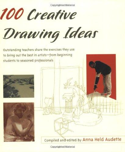 9781590301050: 100 Creative Drawing Ideas - AbeBooks - Anna Held