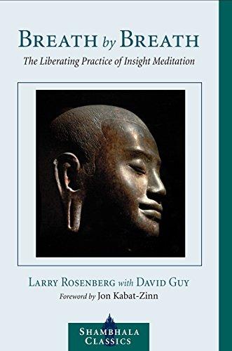 9781590301364: Breath by Breath: The Liberating Practice of Insight Meditation (Shambhala Classics)