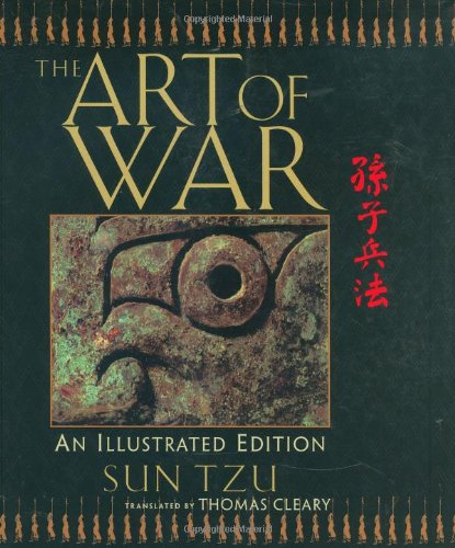 9781590301852: The Art of War: An Illustrated Edition