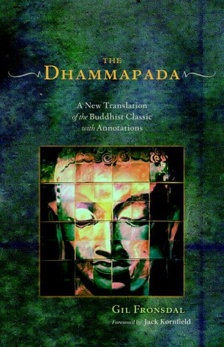 9781590302118: The Dhammapada: A New Translation of the Buddhist Classic with Annotations
