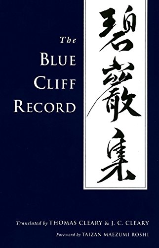 9781590302323: The Blue Cliff Record