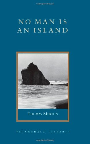 9781590302538: No Man is an Island (Shambhala Library)