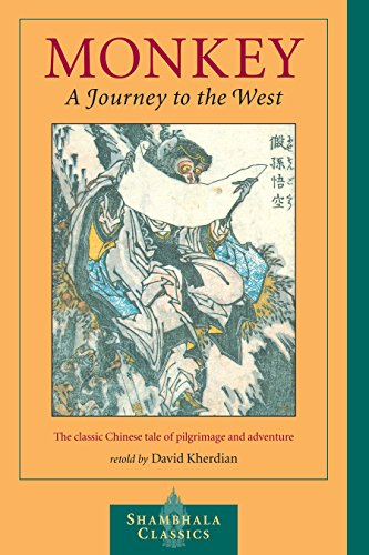 Monkey: A Journey to the West: David Kherdian