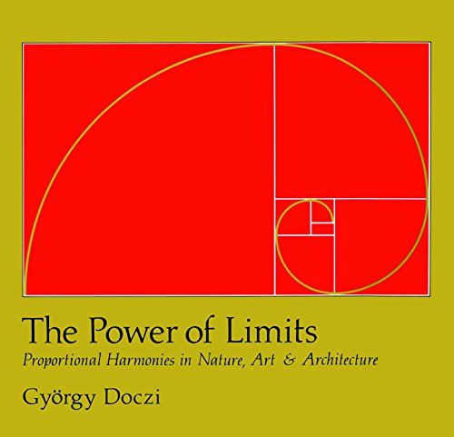 9781590302590: The Power of Limits: Proportional Harmonies in Nature, Art, and Architecture