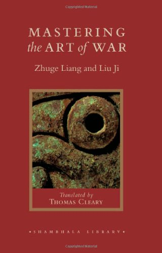 9781590302644: Mastering the Art of War (Shambhala Library)