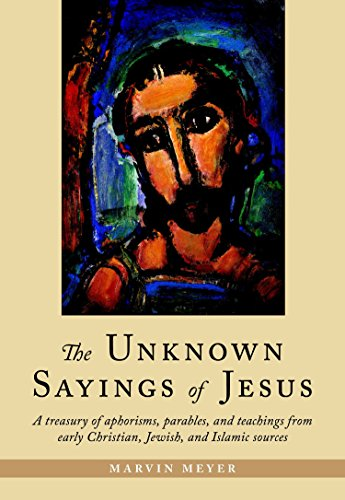 9781590302743: The Unknown Sayings of Jesus