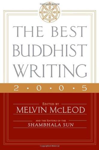 9781590302750: The Best Buddhist Writing 2005
