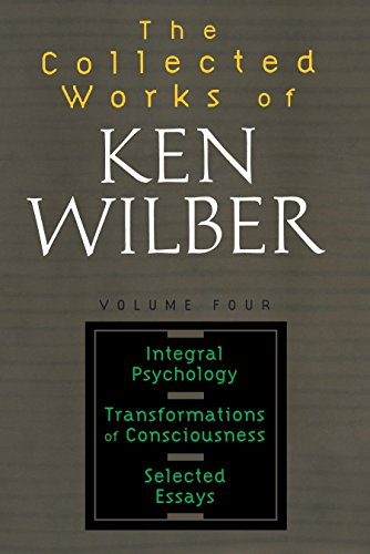 9781590303221: The Collected Works of Ken Wilber, Volume 4