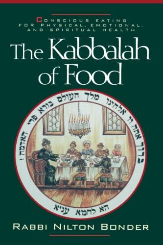 9781590303313: Kabbalah of Food
