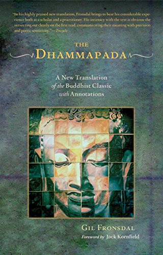 9781590303801: The Dhammapada: A New Translation of the Buddhist Classic with Annotations