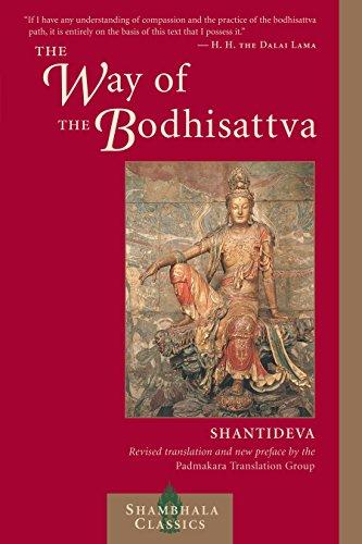 9781590303887: The Way of the Bodhisattva: A Translation of the Bodhicharyavatara (Shambhala Classics)