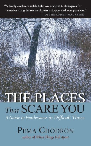 9781590304495: The Places That Scare You: A Guide to Fearlessness in Difficult Times