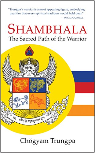 9781590304518: Shambhala: The Sacred Path of the Warrior
