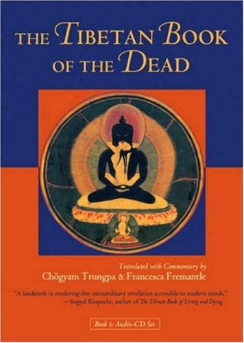 9781590304778: The Tibetan Book of the Dead: Book and Audio CD Set (Book & CD)