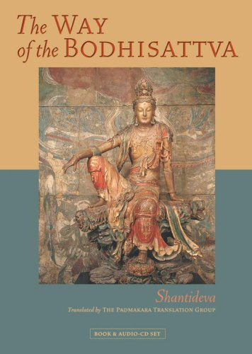 9781590304785: The Way of the Bodhisattva (Book and Audio-CD Set) (Paperback)