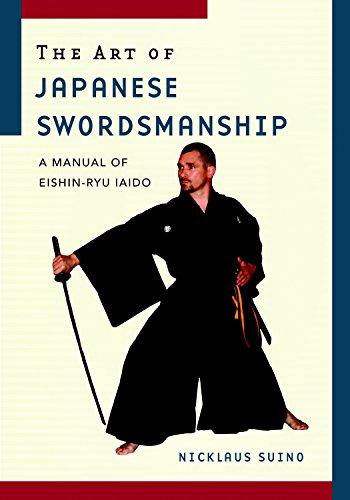 9781590304839: The Art of Japanese Swordsmanship: A Manual of Eishin-Ryu Iaido