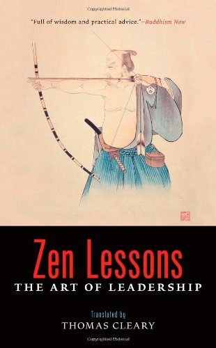 9781590305072: Zen Lessons: The Art of Leadership