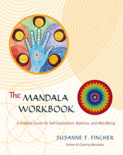 9781590305188: The Mandala Workbook: A Creative Guide for Self-Exploration, Balance, and Well-Being