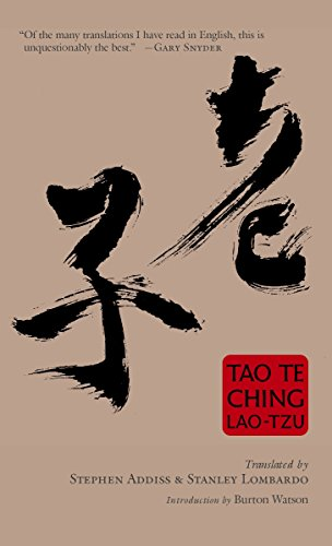 Tao Te Ching: Lao Tzu; Illustrator-Stephen