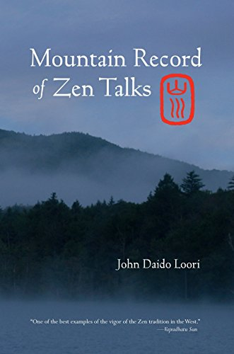 Mountain Record of Zen Talks (Dharma Communications) (1590305779) by Loori, John Daido