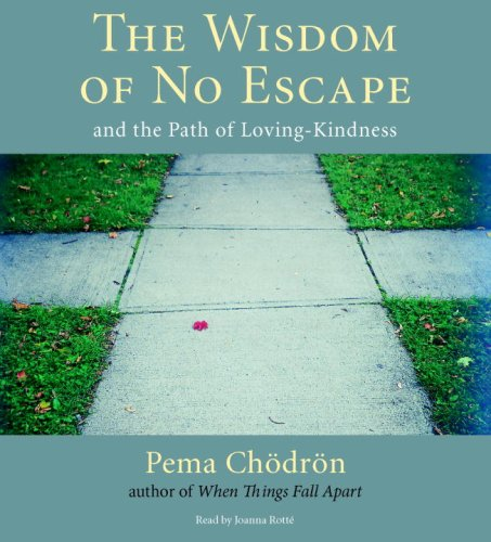 9781590305812: The Wisdom of No Escape: And the Path of Loving-Kindness