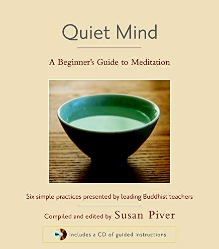 9781590305973: Quiet Mind: A Beginner's Guide to Meditation