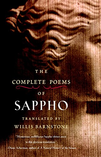 9781590306130: The Complete Poems of Sappho