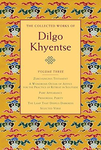 The Collected Works of Dilgo Khyentse, Volume Three: Dilgo Khyentse