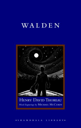 9781590306383: Walden (Shambhala Library)