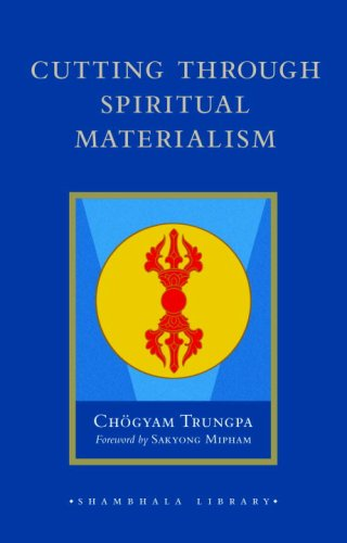 9781590306390: Cutting Through Spiritual Materialism (Shambhala Library)
