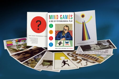 9781590306406: Mind Games: A Box of Psychological Play (Redstone)