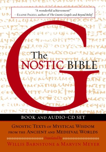 9781590306420: The Gnostic Bible (Book and Audio-CD Set)